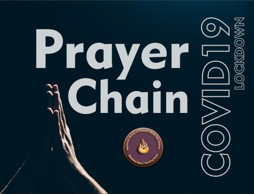 Join our 24/7 Prayer Chain during the RSA Lockdown